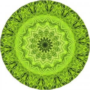 moldavite Kaleidoscope